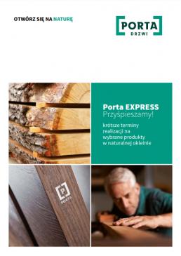 porta express drzwi do domu poznań